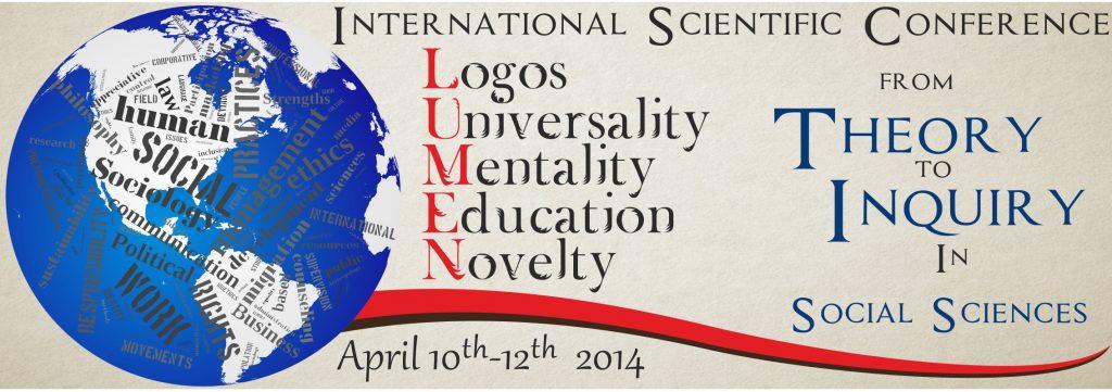 Header Conferinta LUMEN 2014